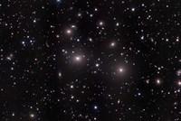 PerClusterA  Great galaxy cluster Perseus A Fine-Art Print