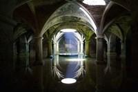 MOROCCO, EL, JADIDA, Portuguese Fortress, Cistern Fine-Art Print