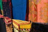 Moroccan Fabric, Dades Gorge, Dades Valley, Morocco Fine-Art Print