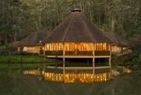 Madagascar, Vakona Forest Lodge, Resort, Mantadia NP Fine-Art Print