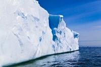 Landscape of iceberg, American Palmer Station, Antarctica Fine-Art Print
