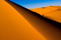 Desert Dunes of the Erg Murzuq, Libya Fine-Art Print