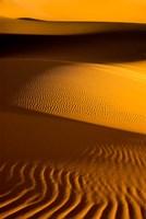 Libya, Fezzan, Desert Dunes of the Erg Murzuq Fine-Art Print