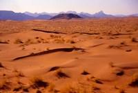 Namibia Desert, Sossusvlei Dunes, Aerial Fine-Art Print