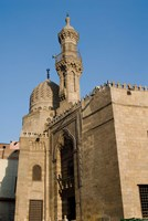Qait-Bey Muhamadi Mosque or Burial Mosque of Qait Bey, Cairo, Egypt Fine-Art Print
