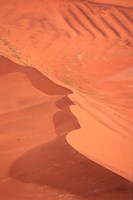 Namibia, Sossusvlei. Namib-Naukluft Desert Fine-Art Print