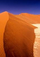 Namibia Desert, Sossusvlei Dunes, desert landscape Fine-Art Print