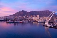 South Africa, Cape Town, Victoria & Alfred Port Fine-Art Print