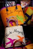 Straw Market, Mamoudzou, Mayotte, French Comoros Fine-Art Print