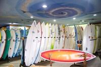 Surf shop, Jeffrey's Bay, South Africa Fine-Art Print