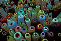 Spools of Yarn, China Fine-Art Print