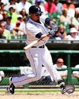 Victor Martinez 2014 baseball Fine-Art Print