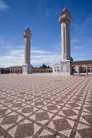 Tunisia, Monastir, Mausoleum of Habib Bourguiba Fine-Art Print