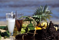 Tropical Breakfast, Madagascar Fine-Art Print