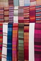 Woven Fabrics, Morocco Fine-Art Print