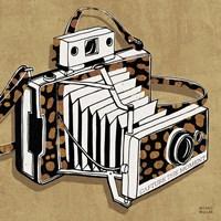 Analog Jungle Camera Fine-Art Print