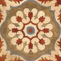 Andalucia Tiles C Color Fine-Art Print