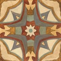 Andalucia Tiles E Color Fine-Art Print