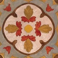 Andalucia Tiles F Color Fine-Art Print