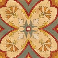 Andalucia Tiles H Color Fine-Art Print
