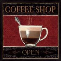 Coffee Shop I Fine-Art Print