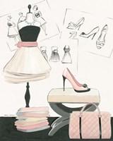 Dress Fitting I Fine-Art Print