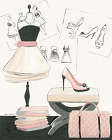 Dress Fitting I Fine-Art Print