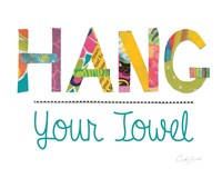 Hang Your Towel Fine-Art Print