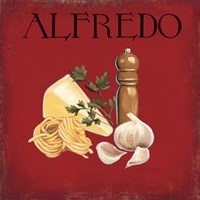 Italian Cuisine III Fine-Art Print