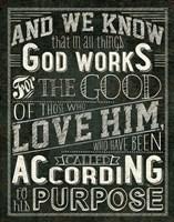 Holy Words I Fine-Art Print