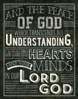 Holy Words II Fine-Art Print