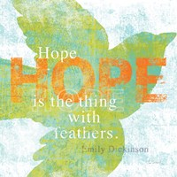 Letterpress Hope Fine-Art Print