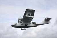 PBY Catalina vintage flying boat Fine-Art Print