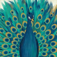 Proud as a Peacock I Fine-Art Print