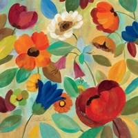 Summer Floral IV Fine-Art Print