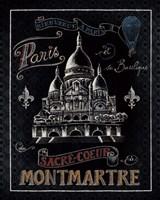 Travel to Paris III Fine-Art Print