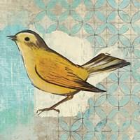 Wilsons Warbler II Fine-Art Print