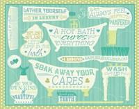Wash Up VIII Fine-Art Print