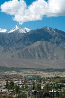 Landscape, Indus Valley, Leh, Ladakh, India Fine-Art Print