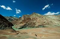 Landscape, Markha Valley, Ladakh, India Fine-Art Print