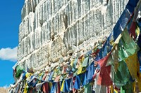 Prayer Flags, Leh, Ladakh, India Fine-Art Print