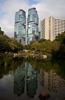 Lippo Office Towers, Hong Kong, China Fine-Art Print