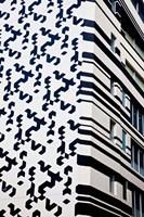 Close up of Building, Hong Kong, China Fine-Art Print