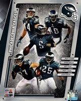 Philadelphia Eagles 2014 Team Composite Fine-Art Print