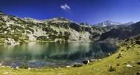 Ribno Banderishko Lake in Pirin National Park, Bansko, Bulgaria Fine-Art Print