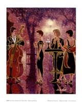 Les 3 soeurs Fine-Art Print