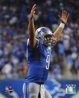 Matthew Stafford 2014 Action Fine-Art Print