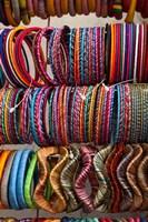 Bracelets, Pushkar, Rajasthan, India. Fine-Art Print