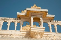 City Palace, Udaipur, Rajasthan, India. Fine-Art Print
