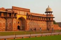 Jahangiri Mahal, Agra Fort, Agra, Uttar Pradesh, India. Fine-Art Print